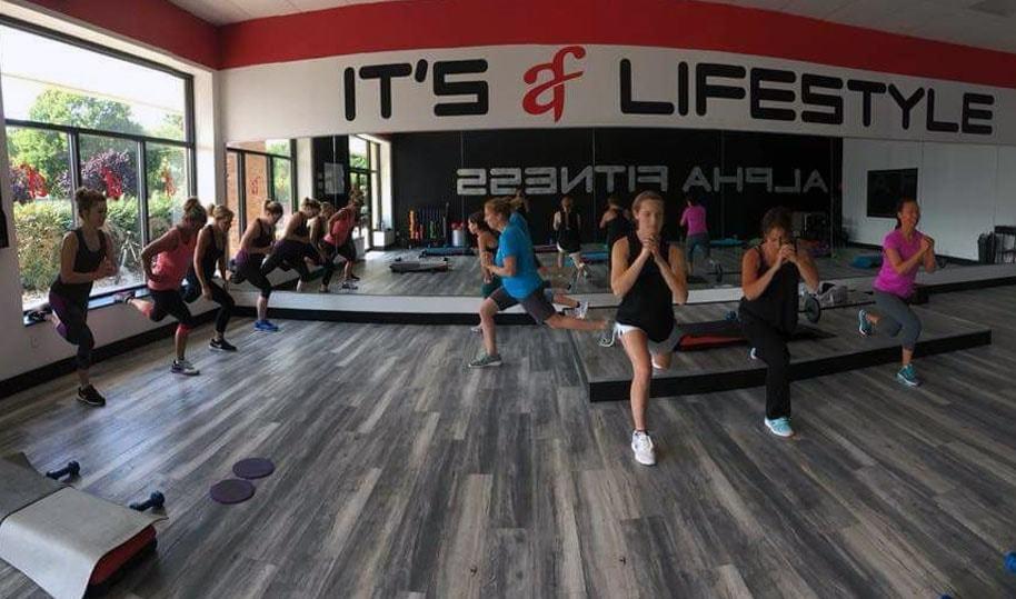 Group Fitness Classes - Alpha Fitness - Newton NJ