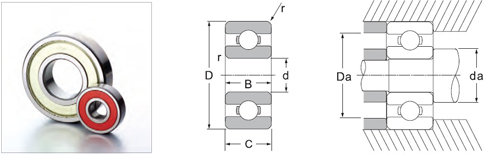63 series bearings