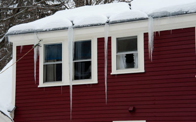 Getting Rid of Ice on the Roof – The Effectiveness of Heat Tapes