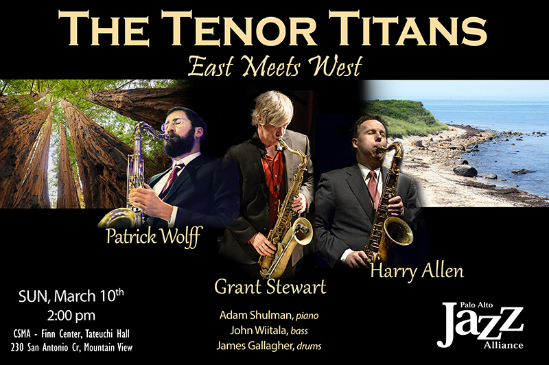 The Tenor Titans