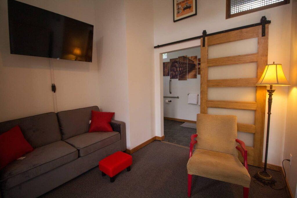 Room 2 Living Area