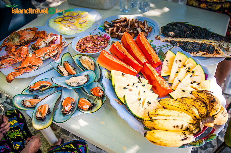 elnido-lunch-seafoods-tour