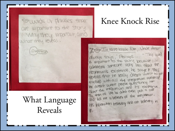 Image of Knee Knock Rise What Language Reveals