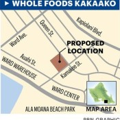 New Whole Foods Market in Kakaako will be part of larger commercial and residential development