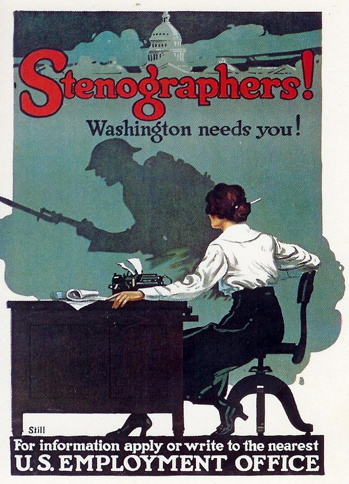 usa stenographers