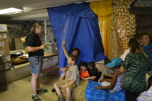 """The """"butterflies"""" discover new information about bats in their blanket """"bat caves"""""""