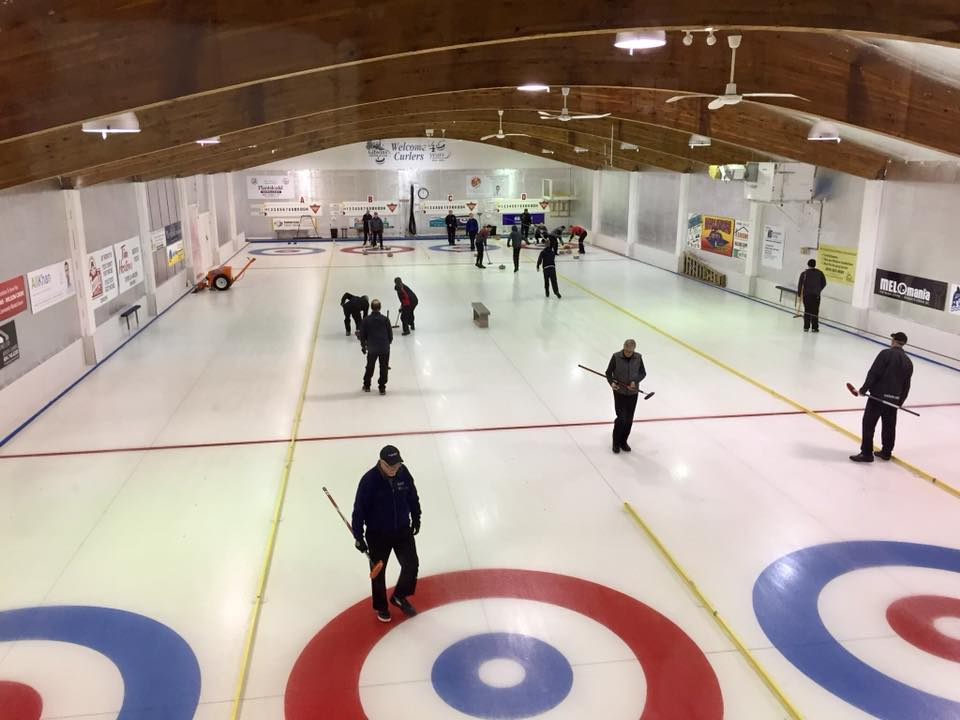 Gibsons Curling Club - About Us