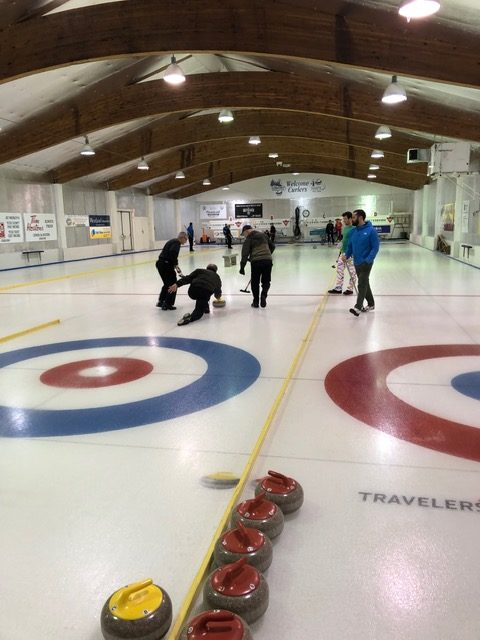 2019 Men's Bonspiel