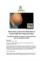 01-31-2011_wfuv_bronx-teens-look-to-peer-education-to-combat-high-teen-pregnancy-rates