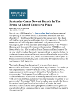 12-06-2017 Business Insider_Santander Opens Newest Branch In The Bronx At Grand Concourse Plaza