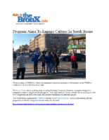 02-28-2018 Thisisthebronx_Program Aims To Engage Culture In South Bronx
