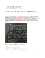 04-16-2018 BronxSocialite_A Taste of Bronx CookSpace
