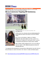 01-26-2019 Bronx Times_Bronx Commons Topping Out