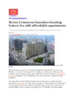 04-12-2019 Curbed_Bronx Commons launches housing lottery for 288 affordable apartments