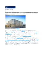 04-12-2019 One Block Over_Massive Bronx Commons Lottery Offers 288 New Apartments