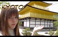 Visit to Kyoto's Kinkaku-ji … Temple of the Golden Pavilion