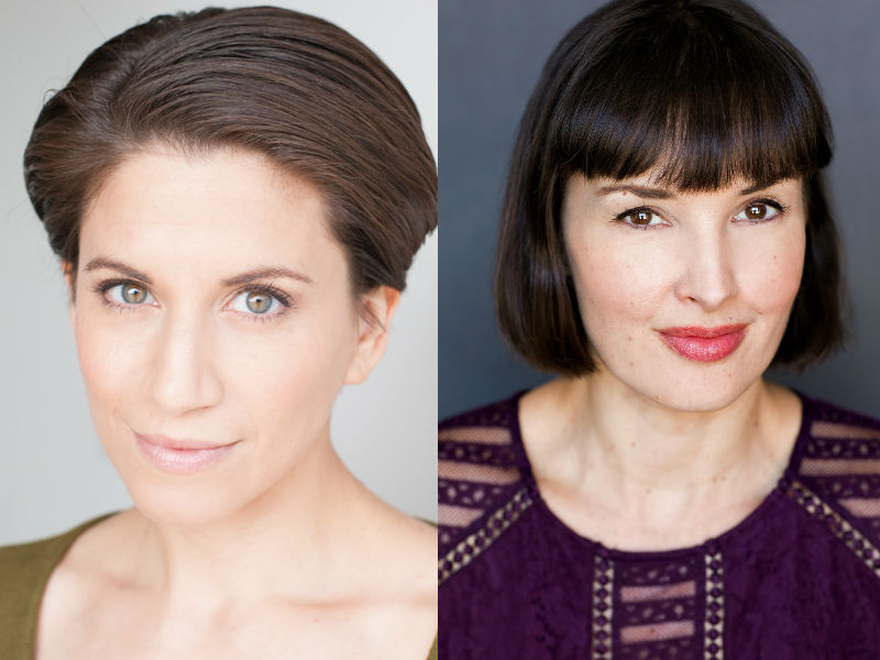 Legion of Leia Podcast S2, Ep 1: Flip the Script's Ally Iseman and Meredith Riley Stewart