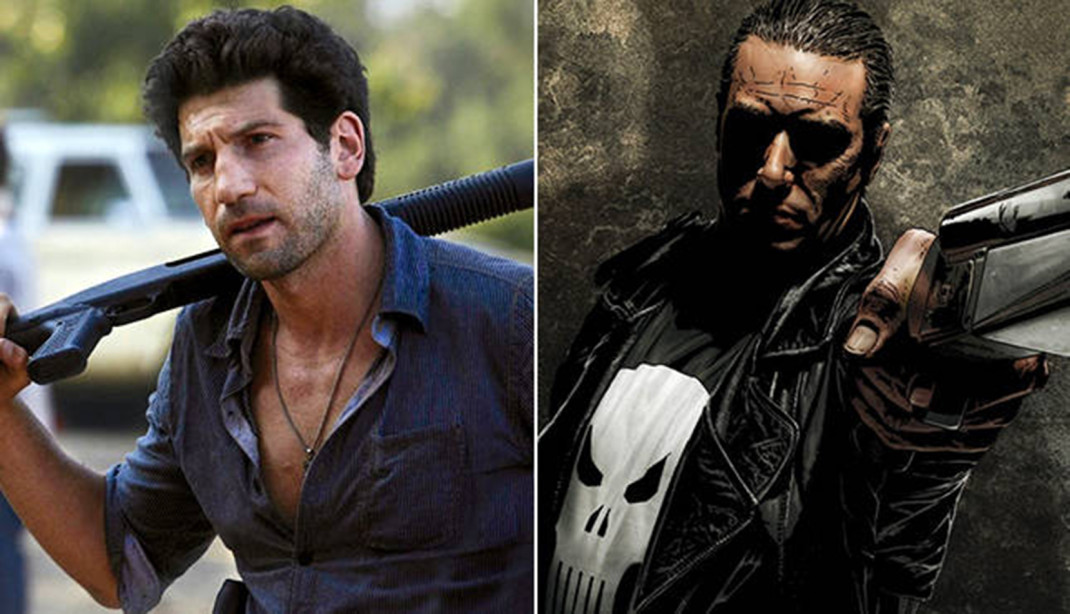 Netflix Preparing Marvel's The Punisher for a Spinoff Staring Jon