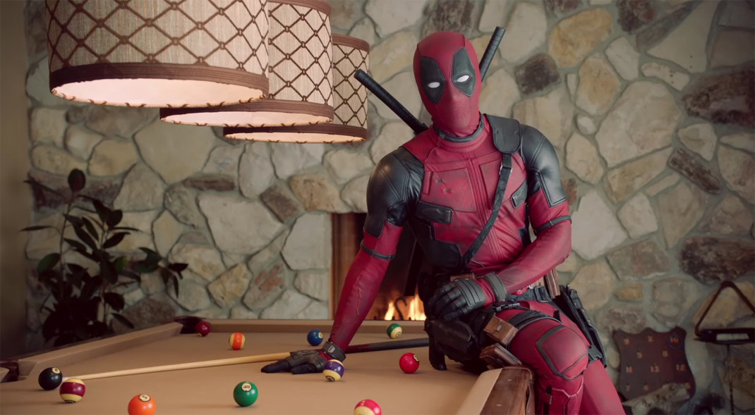 Deadpool Wants To Save Your Life