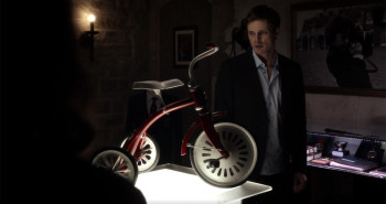 Tricycle From The Omen