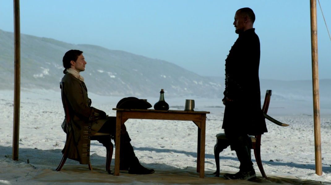 Black Sails Season 3, Ep  7 Recap & Review – 'XXV' - Welcome