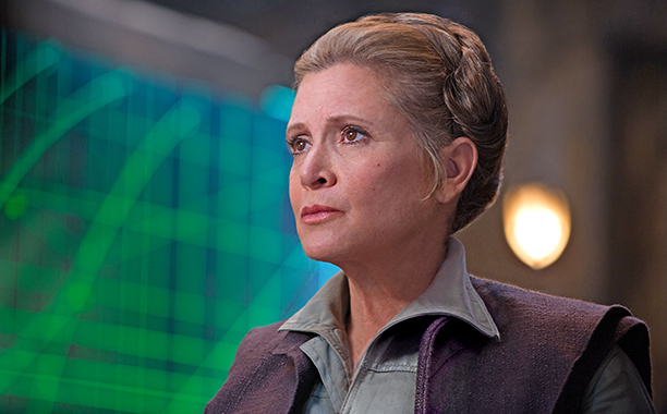 J.J. Abrams posts the first on-set pic from Star Wars: Episode IX