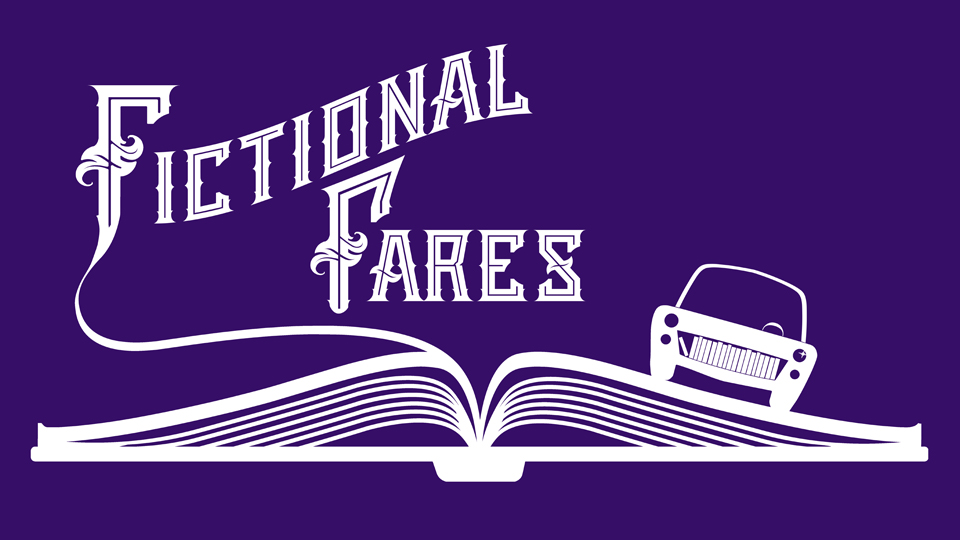 Fictional Fares will bring literary drama to ride sharing on the Legion of Leia podcast!