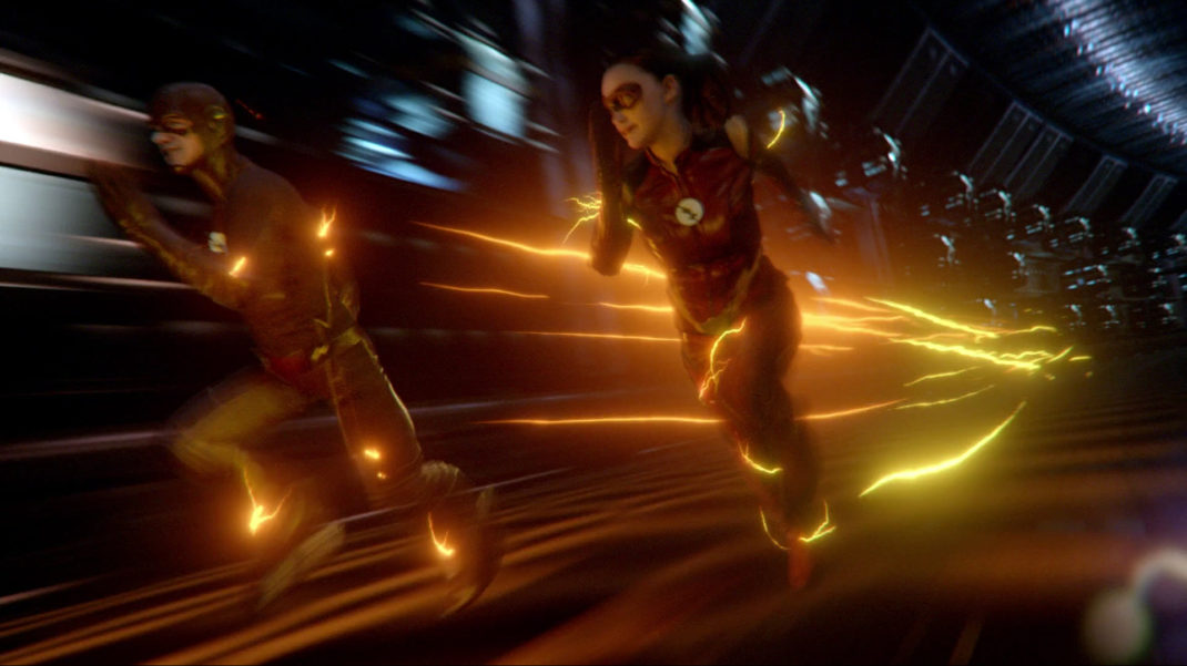 The Flash Season 3 Recap And Review - Episode 4: 'The New