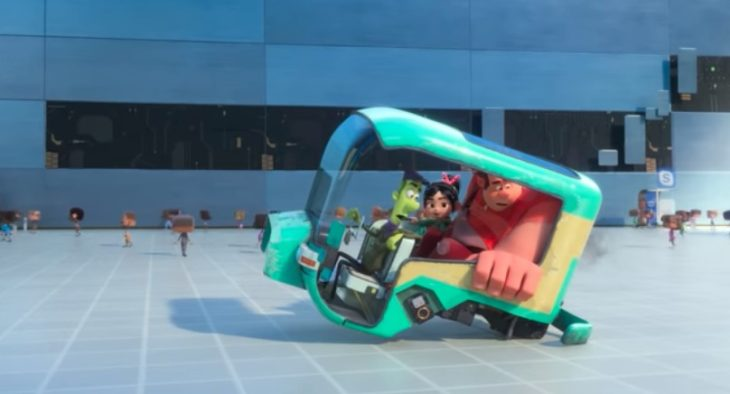 New promo trailer for Ralph Breaks the Internet: Wreck-Ralph 2