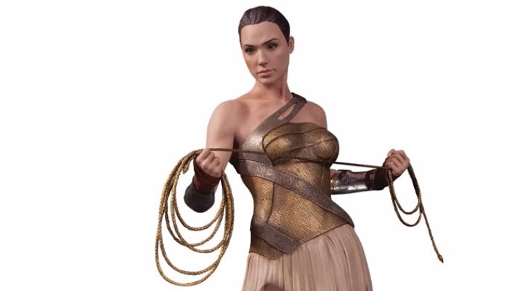 Check out our unboxing video for the new 1:6 Wonder Woman Training Outfit statue from DC Collectibles