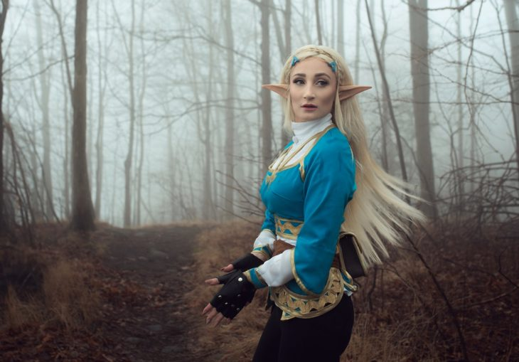 Legion of Leia Podcast Ep. 68 Cosplayer Holly Wolf, Zelda: Breath of the Wild and More!