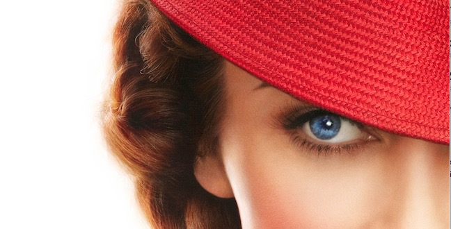 Check out a new teaser trailer and poster forMary Poppins Returns