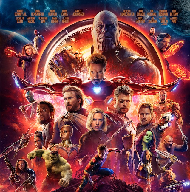 The Avengers come together in the new trailer for Marvel's Avengers: Infinity War