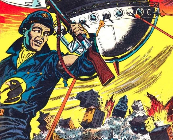 Steven Spielberg set to produce and possibly direct DC film Blackhawk