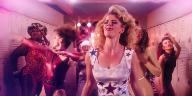 Check out the season 2 release date announcement for the Netflix series Glow