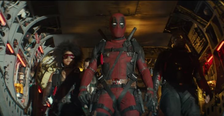 Superhero auditions and shade in the final trailer for Deadpool 2