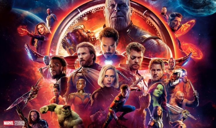 What did you think of Avengers: Infinity War?
