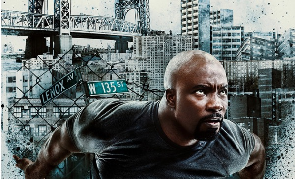 Check out the action-packed new trailer and key art for Marvel's Luke Cage season 2 on Netflix