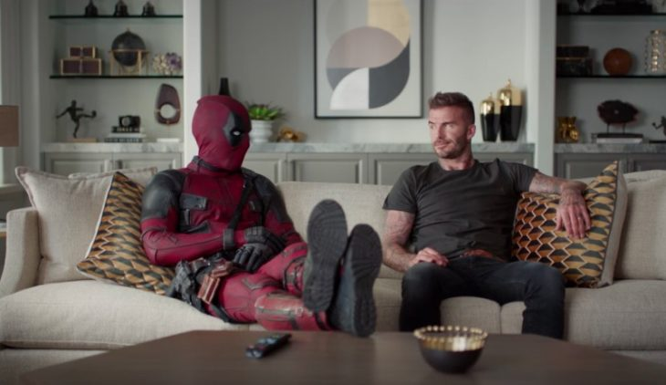 New Deadpool 2 Trailer: With Apologies to David Beckham