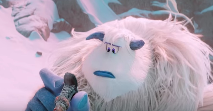 Check out the new trailer for the upcoming animated film Smallfoot