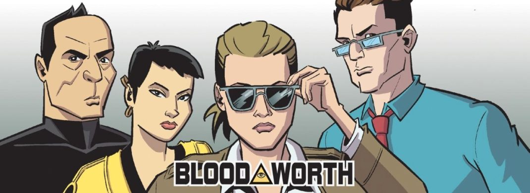 Legion of Leia Podcast S2, Ep.19: Daniel Corey on Bloodworth
