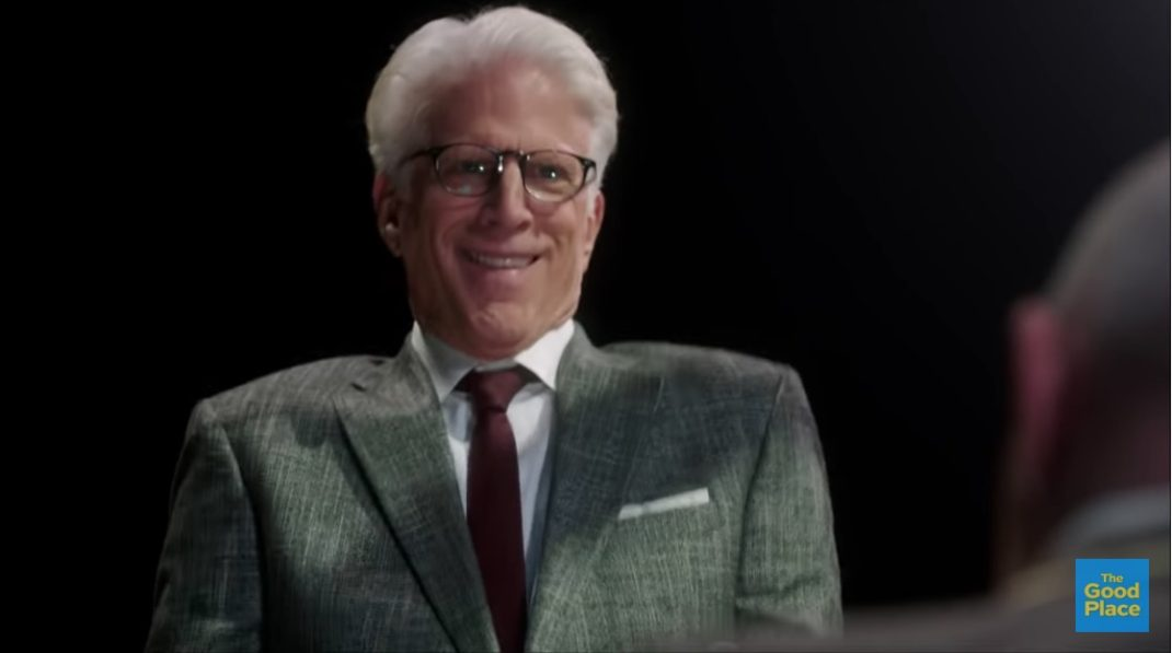 Watch a Preview of The Good Place Season 3! - Welcome to the Legion