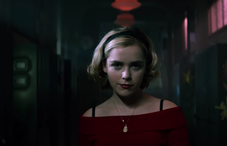 Are you ready for Chilling Adventures of Sabrina?