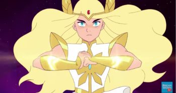 Check out the new teaser trailer for She-Ra and the Princesses of Power