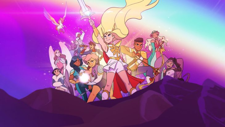She-Ra and the Princesses of Power is Now Streaming!