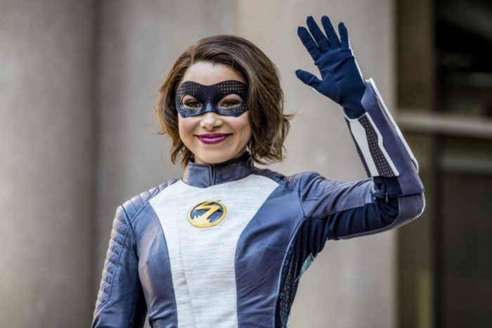 Jessica Parker Kennedy as Nora