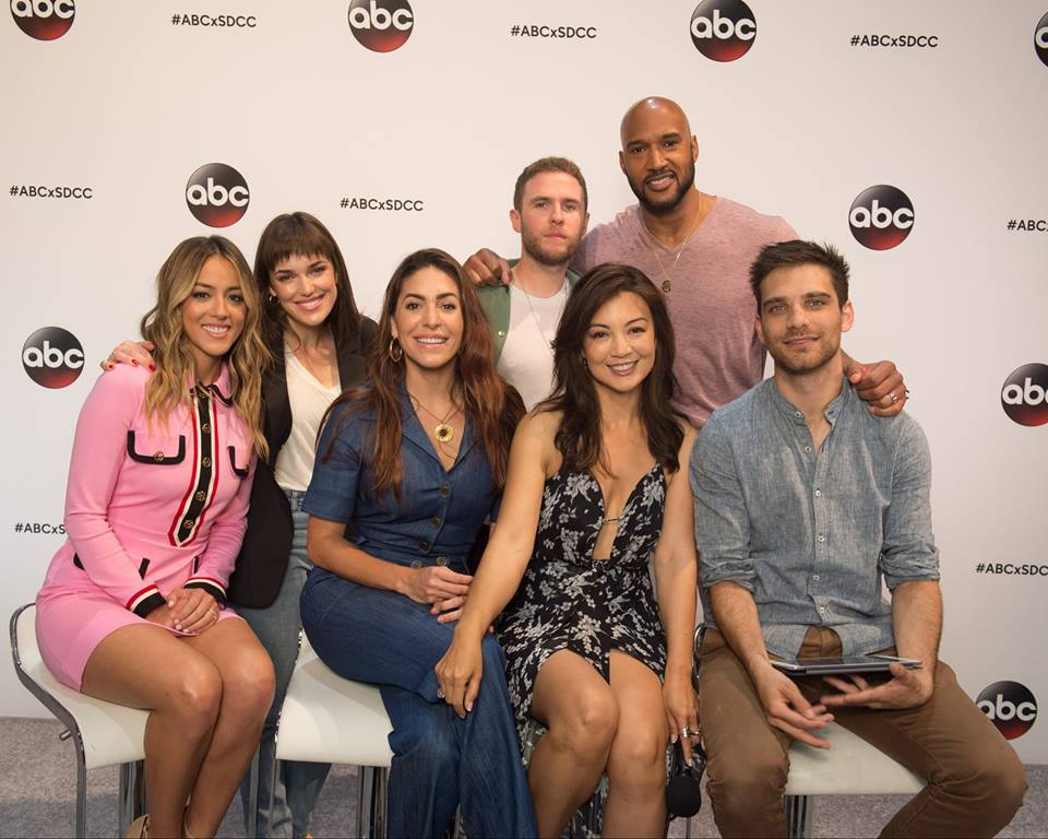 Marvel's Agents of S.H.I.E.L.D. has been renewed for Season 7