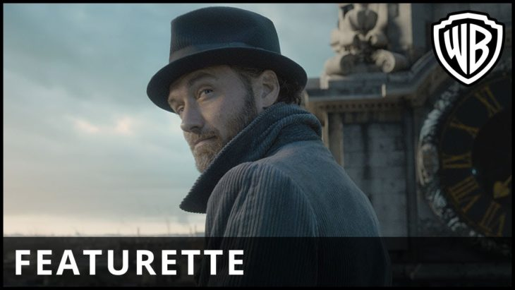 New Fantastic Beasts Featurette Focuses on Dumbledore