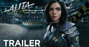 Alita: Battle Angel Trailer Rises From the Rubble