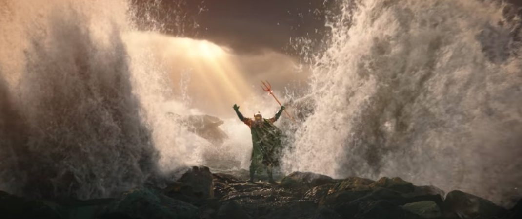 Check out an extended sneak peek at Aquaman